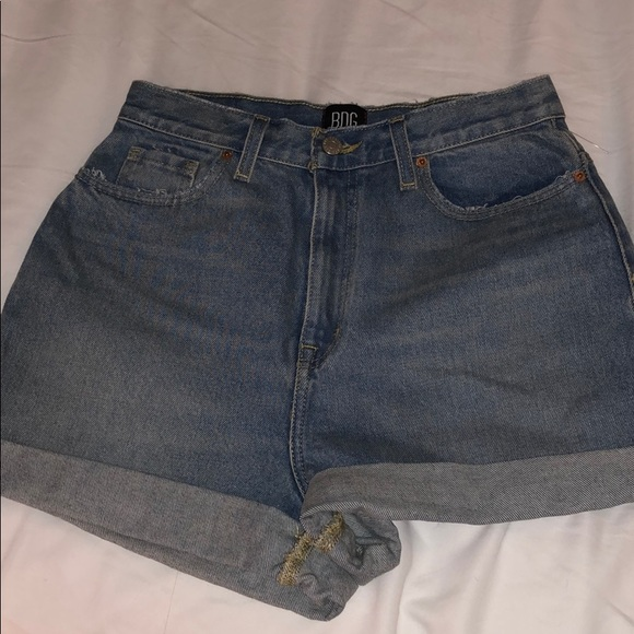 BDG Pants - Urban Outfitters Mom Shorts